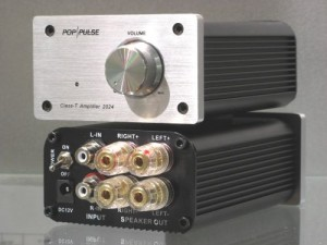 Pop Pulse t-amp
