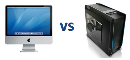 mac vs pc Meglio Pc o Mac ? Parte 1   Il sistema operativo